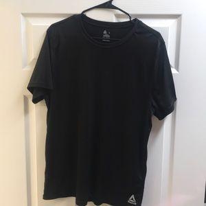 Black Reebok Dri-fit Workout Shirt